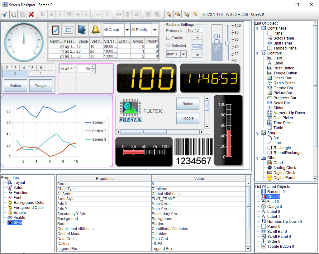 Focus Hmi Software